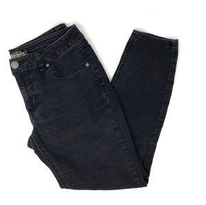 D. Jeans Black Skinny Ankle Jeans